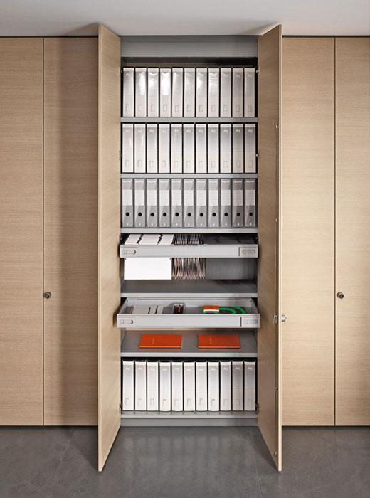 pareti attrezzate per ufficio pareti attrezzate con serrature a ...