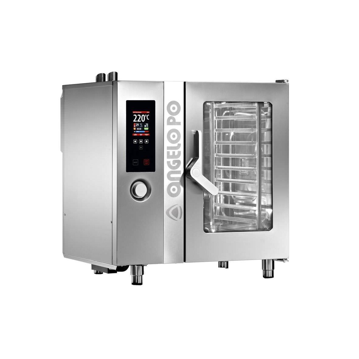 Forno combinato a gas professionale effepi arredi - Miglior forno combinato ...