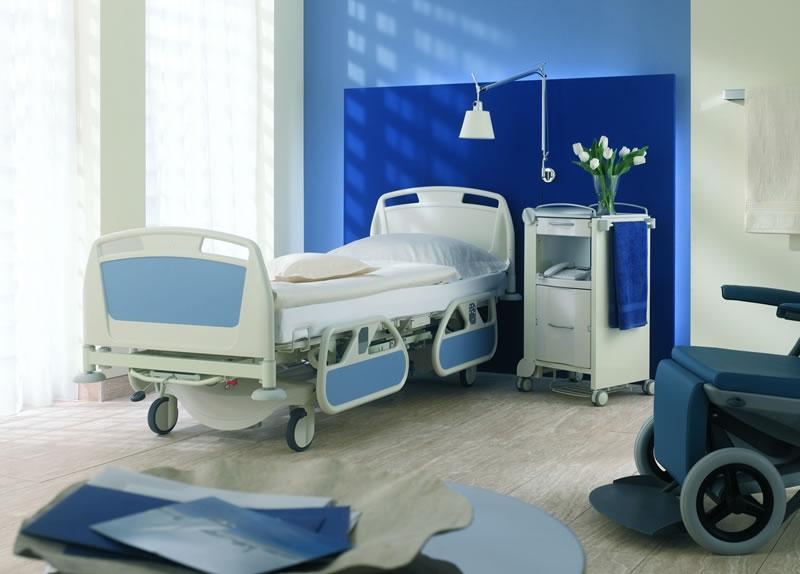 Letti ospedalieri effepi arredi contract arredi in - Letto ospedaliero ...