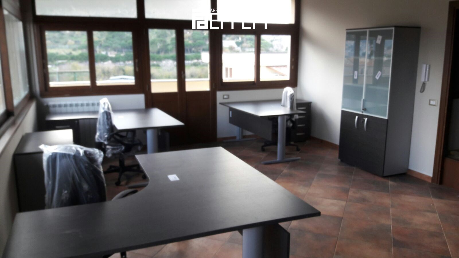Nuovi uffici BEN.EDIL - Effepi Arredi & Contract  Arredi in Sicilia
