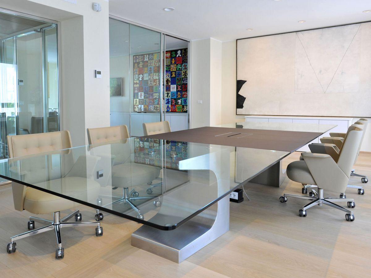 Tavoli Ufficio Riunioni : Come rendere efficiente ed elegante la sala riunioni effepi