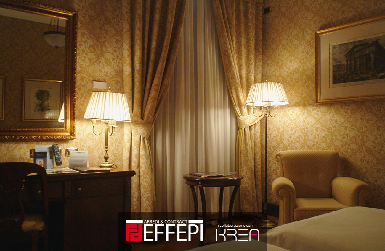 Arredi hotel villa igea palermo effepi arredi for Arredamento art nouveau