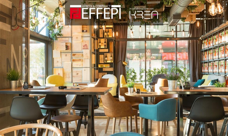 4 suggerimenti per arredare il tuo ristorante effepi for Suggerimenti per arredare casa