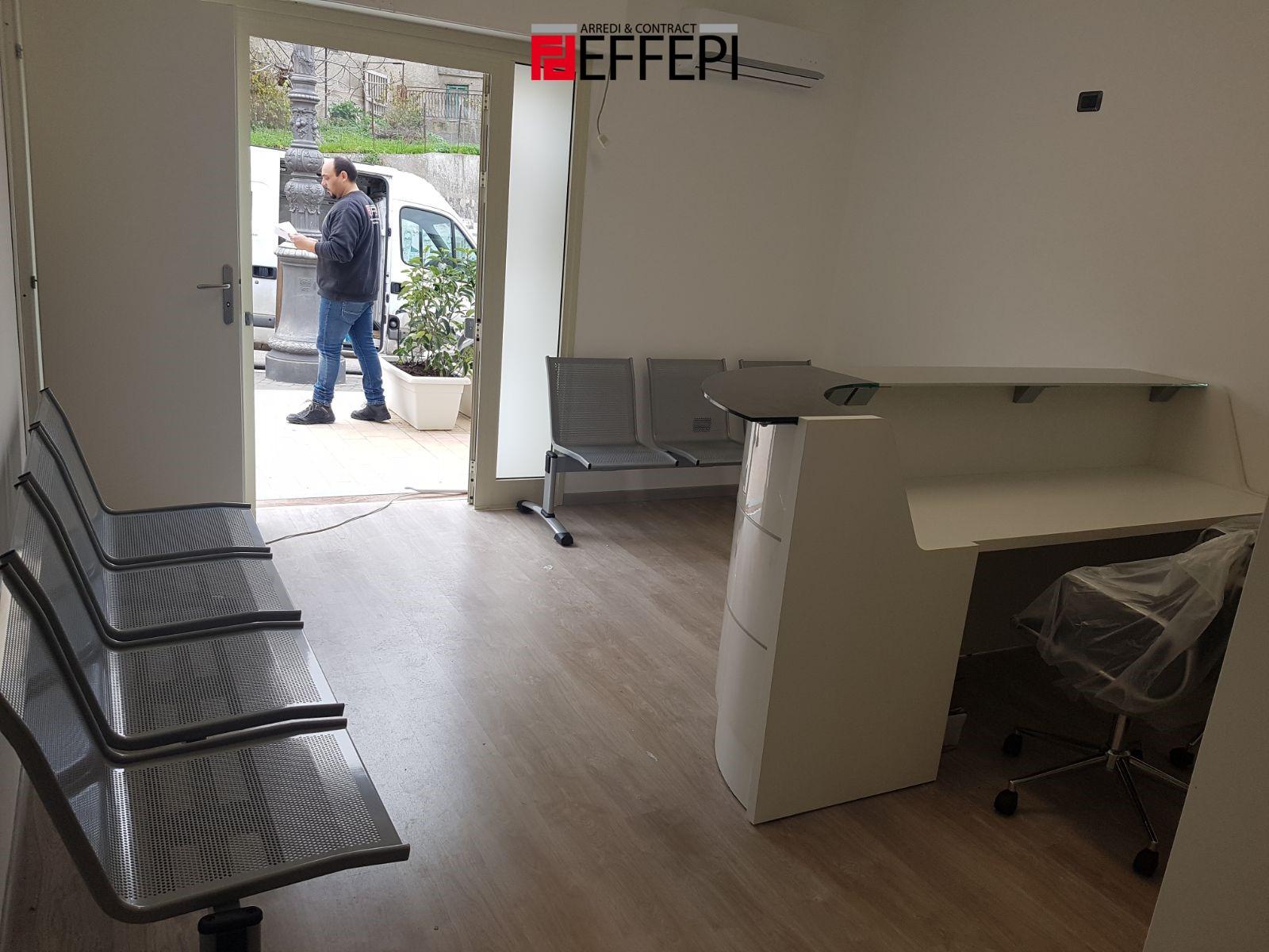 Analisi Settore Arredamento 2017 fornitura arredi per laboratorio analisi - effepi arredi