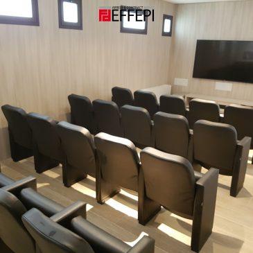 Realizzazione sala auditorium Country Palermo