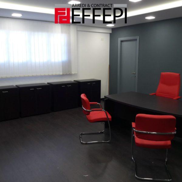 Fornitura Arredi Studio Legale Effepi Arredi Contract Arredi