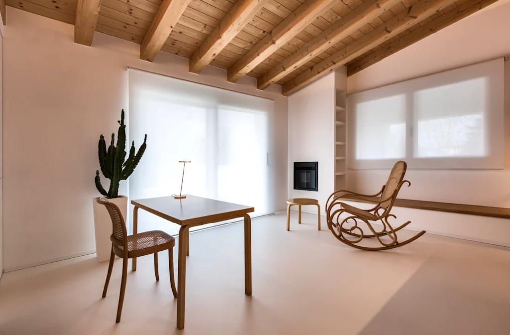 Studio moderno in casa idee ispirazioni effepi arredi for Stanza in ufficio
