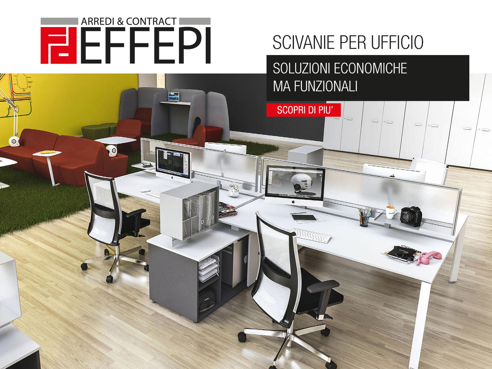 Scrivanie ufficio economiche fatti aiutare da un esperto for Scrivanie ufficio economiche