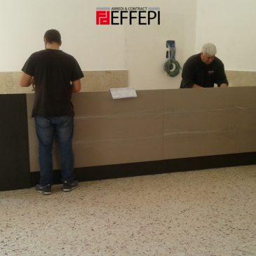 Arredi Centro Analisi Cliniche Giordano & Santino – Monreale