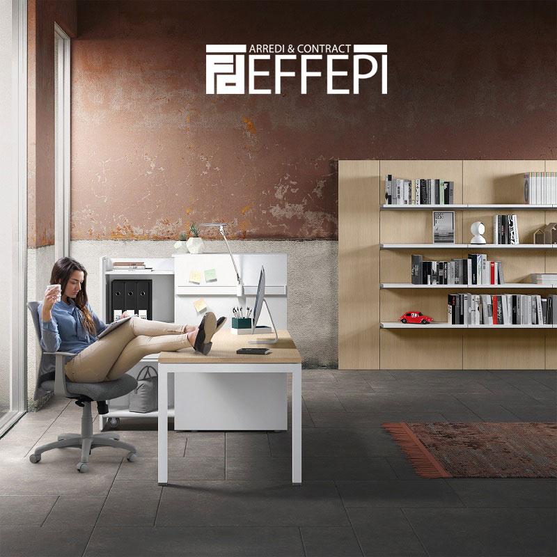 Come arredare un ufficio rispecchiando la tua immagine effepi arredi contract arredi in - Arredare l ufficio ...