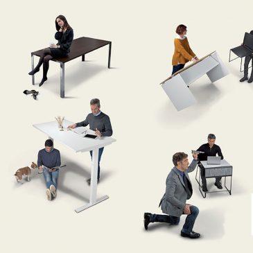 Scegliere con competenza i mobili da ufficio? IMPORTANTISSIMO!
