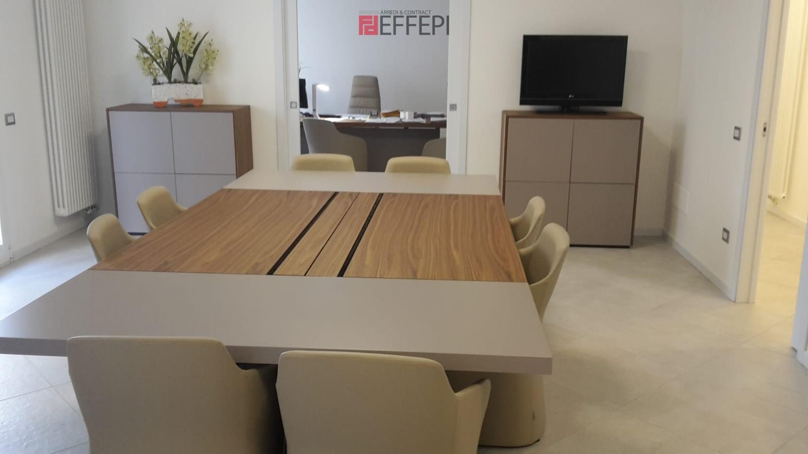 Fornitura Arredi Ufficio.Fornitura Arredi Studio Tributario Effepi Arredi