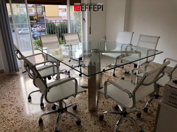Tavolo Riunione per ufficio - Estel Altagamma - Effepi ...